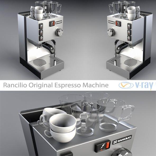 Rancilio Original Espresso Machine - 3DOcean Item for Sale