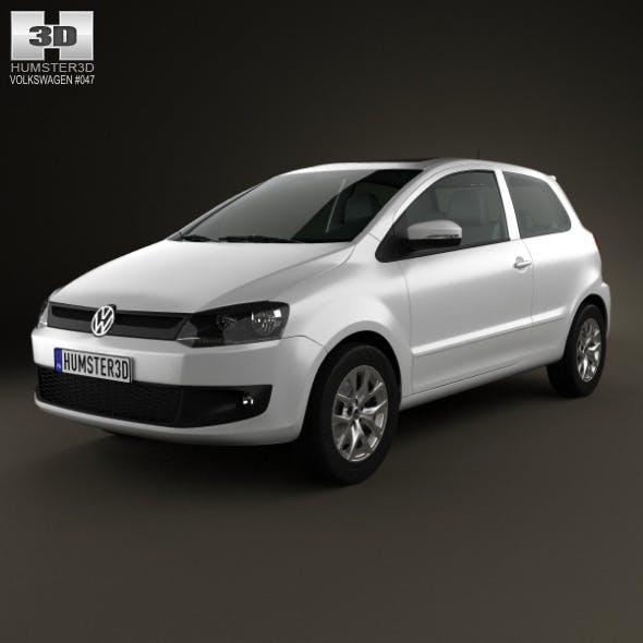 Volkswagen Fox 3-door 2012