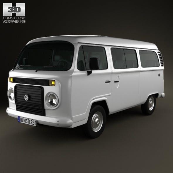 Volkswagen Kombi (T2) 2012