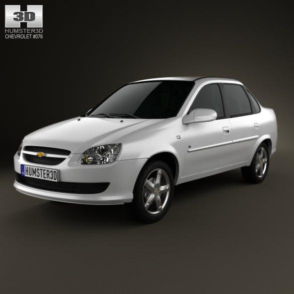 Chevrolet Classic 2013