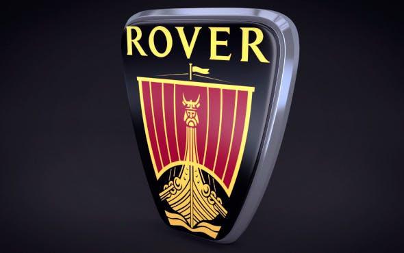 Rover Logo - 3DOcean Item for Sale