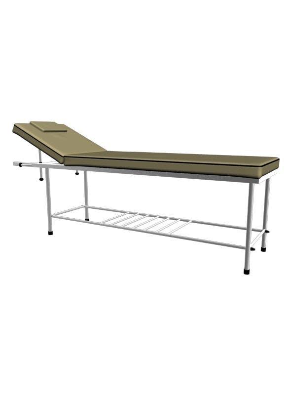 Massage bed 3D Model - 3DOcean Item for Sale