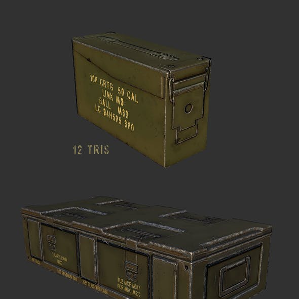 Ammo Box Pack