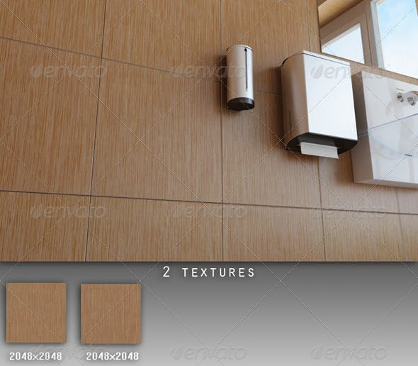 Professional Ceramic Tile Collection C016 - 3DOcean Item for Sale