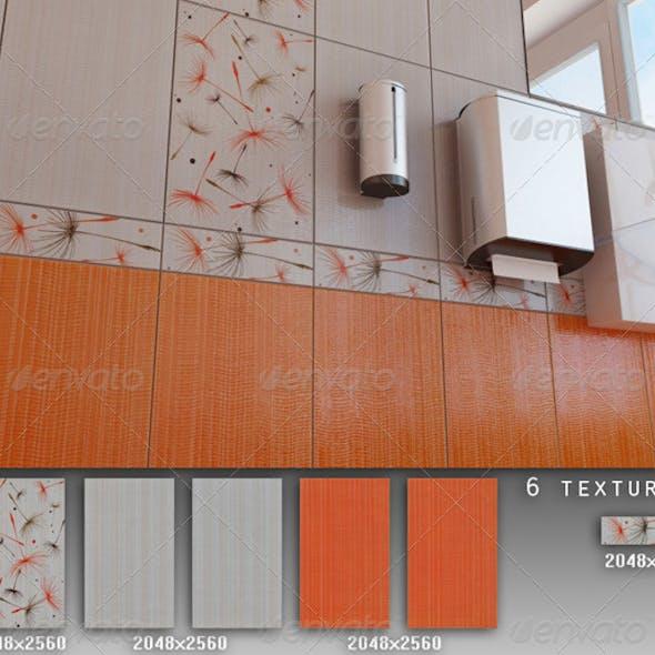 Professional Ceramic Tile Collection C018