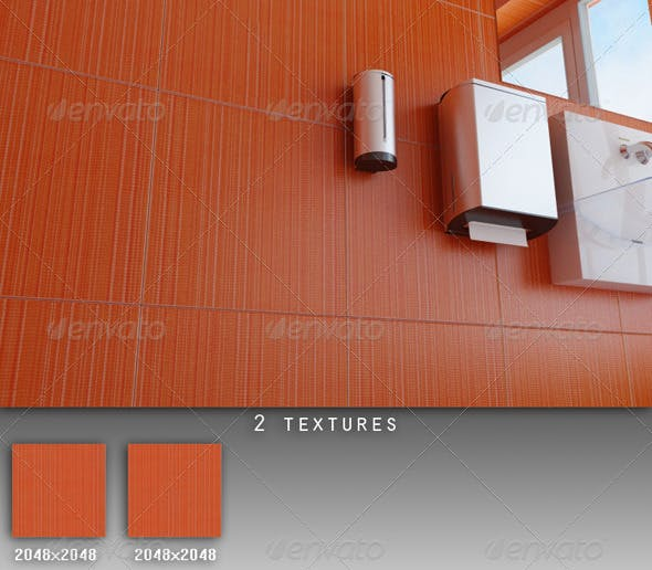Professional Ceramic Tile Collection C020 - 3DOcean Item for Sale