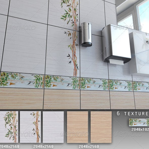 Professional Ceramic Tile Collection C026
