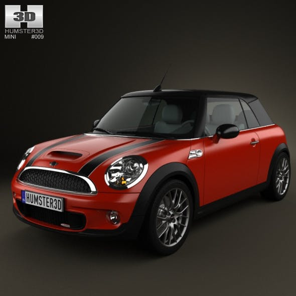 Mini John Cooper Works Convertible 2011