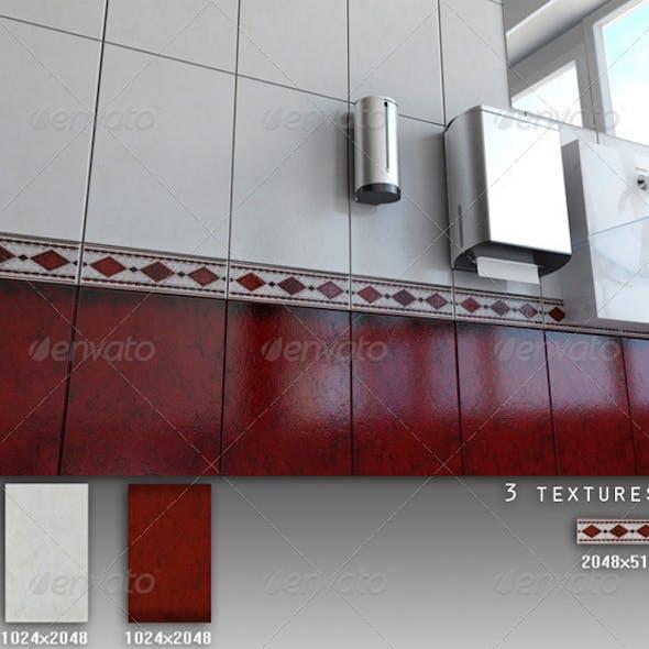 Professional Ceramic Tile Collection C030