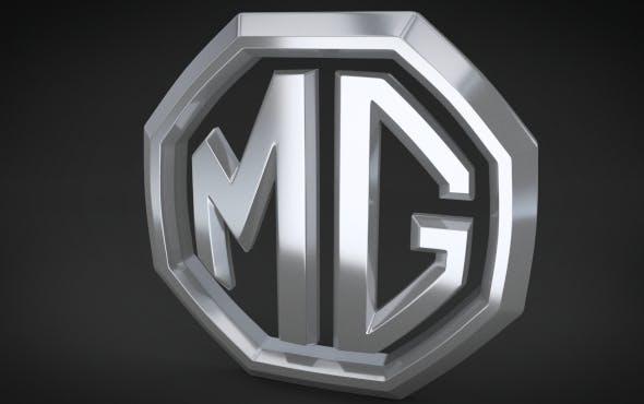 MG Logo - 3DOcean Item for Sale