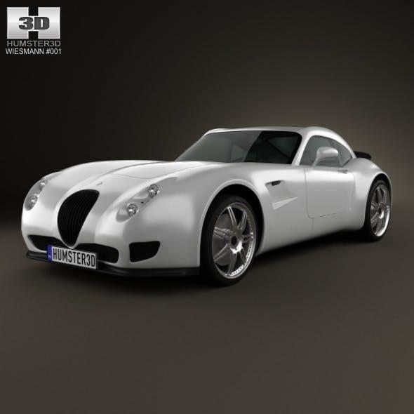 Wiesmann GT MF5 2011 - 3DOcean Item for Sale