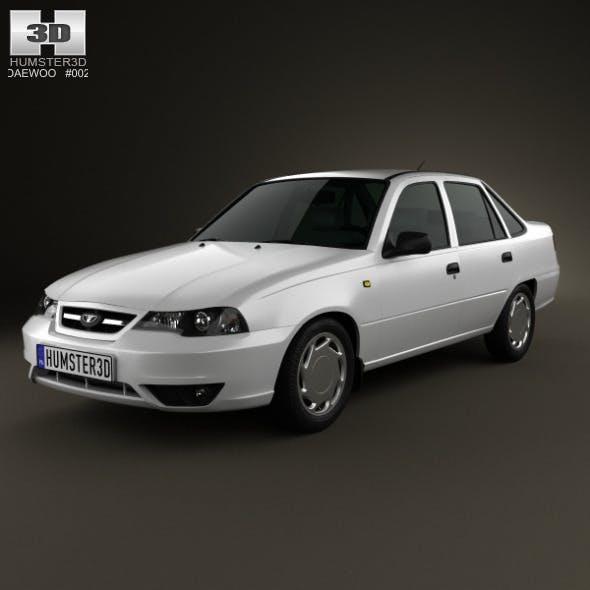 Daewoo Cielo (Nexia, Heaven, Racer) 2012 - 3DOcean Item for Sale