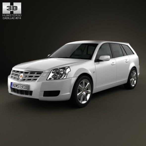 Cadillac BLS wagon 2009
