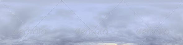 Skydome HDRI - Brooding Clouds - 3DOcean Item for Sale
