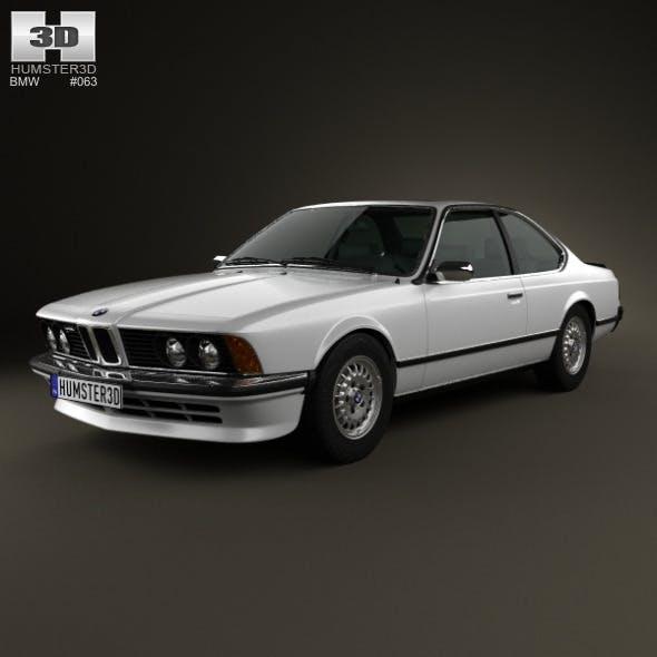 BMW 6 Series (E24) 1978