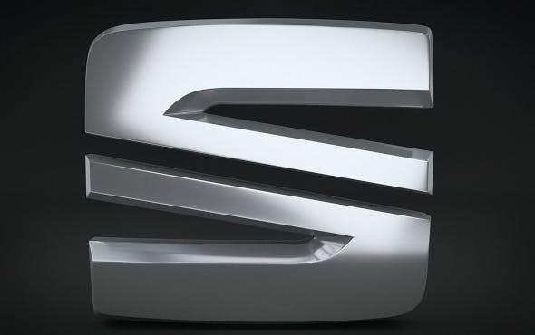 Seat Logo - 3DOcean Item for Sale