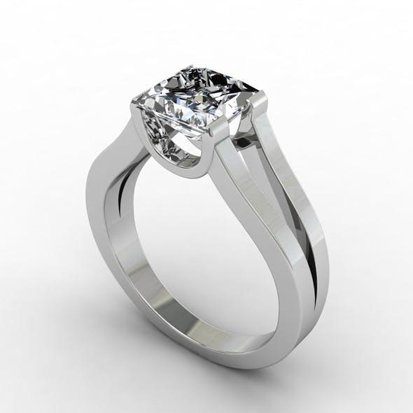 NR Design Bianco Ring - 3DOcean Item for Sale
