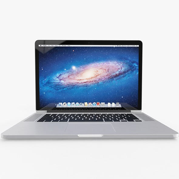 Macbook Pro 13 inch Retina - 3DOcean Item for Sale