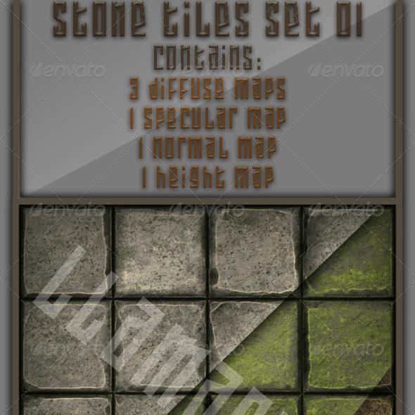 Stone Tiles 01