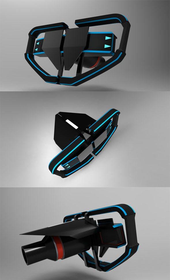 Car steering wheel - 3DOcean Item for Sale