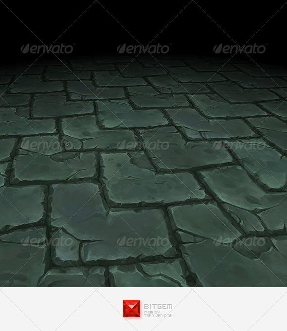 Floor Texture Tile 14 - 3DOcean Item for Sale