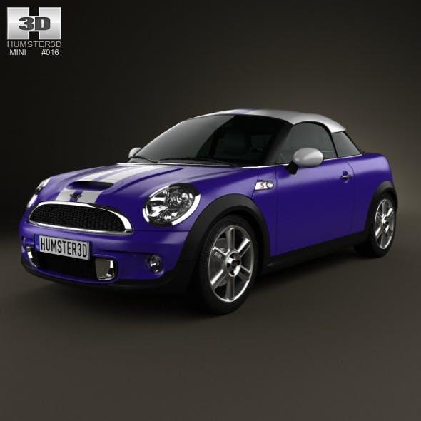 Mini Cooper S coupe 2013