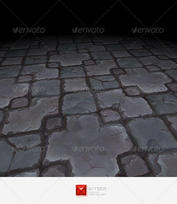Floor Texture Tile 15 - 3DOcean Item for Sale
