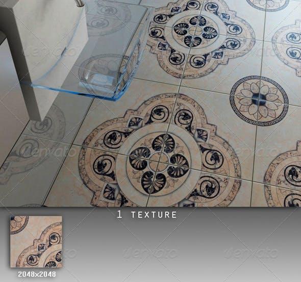 Professional Ceramic Tile Collection C034 - 3DOcean Item for Sale