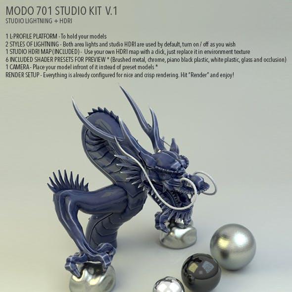 Modo 701 Studio Setup v.1