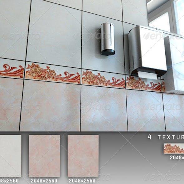 Professional Ceramic Tile Collection C041