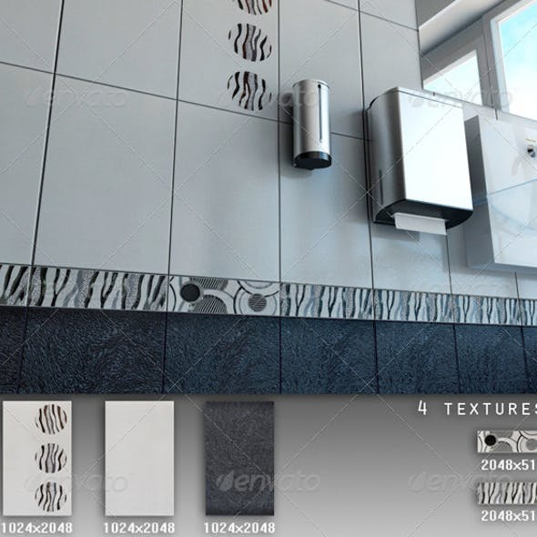 Professional Ceramic Tile Collection C044