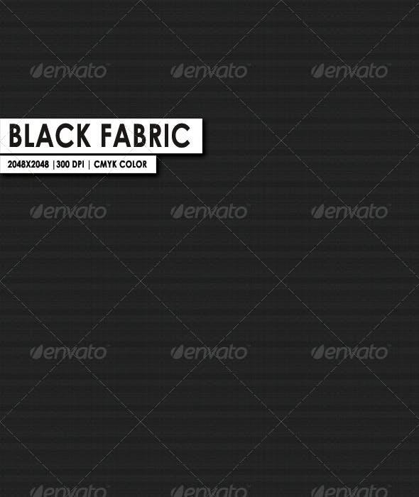 Black Fabric Texture  - 3DOcean Item for Sale