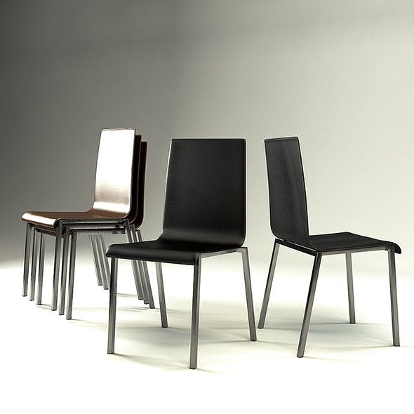 Elly Chair by Contract-Concepts Italia - 3DOcean Item for Sale