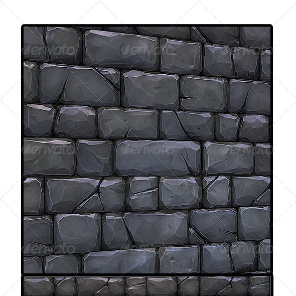 Stone Wall Tile 02