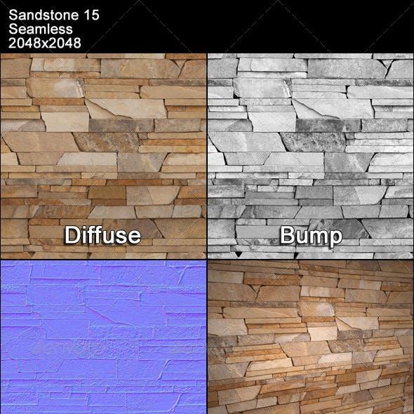 Sandstone Seamless Texture 15