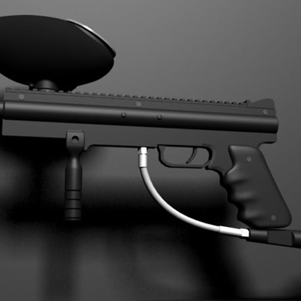 Paint Ball Rifle