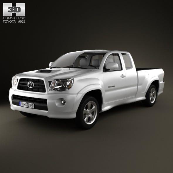 Toyota Tacoma XRunner 2011