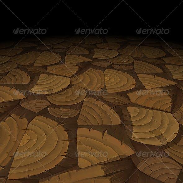 Wood Texture Tile 04
