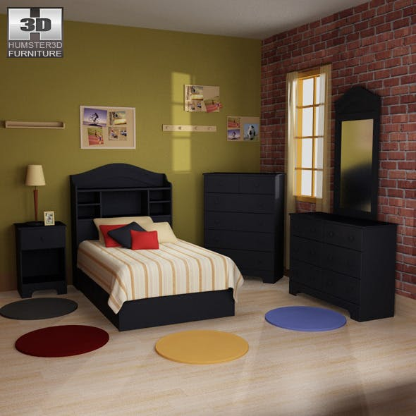 Bedroom Furniture 21 Set