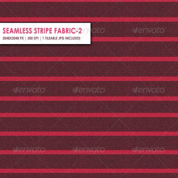 Seamless Stripe Fabric Two