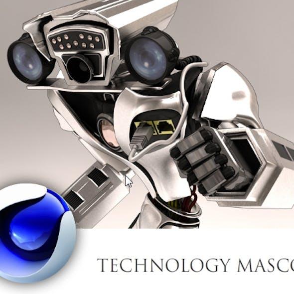 Technology Mascot