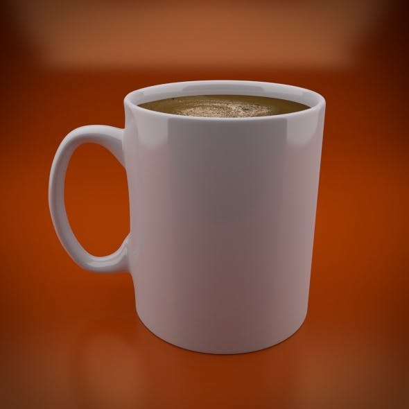 Simple Coffee Mug