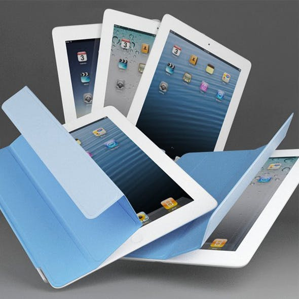 Apple The New iPad with Retina Display