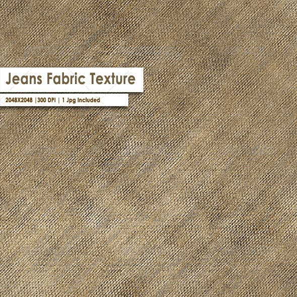 Jeans Fabric Texture