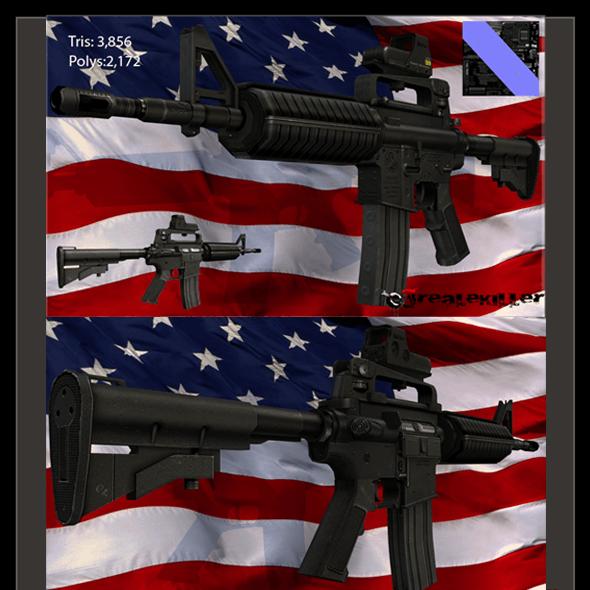 M4A1 Assault Carabine
