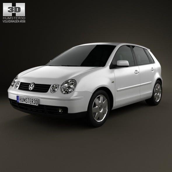 Volkswagen Polo Mk4 5-door 2001