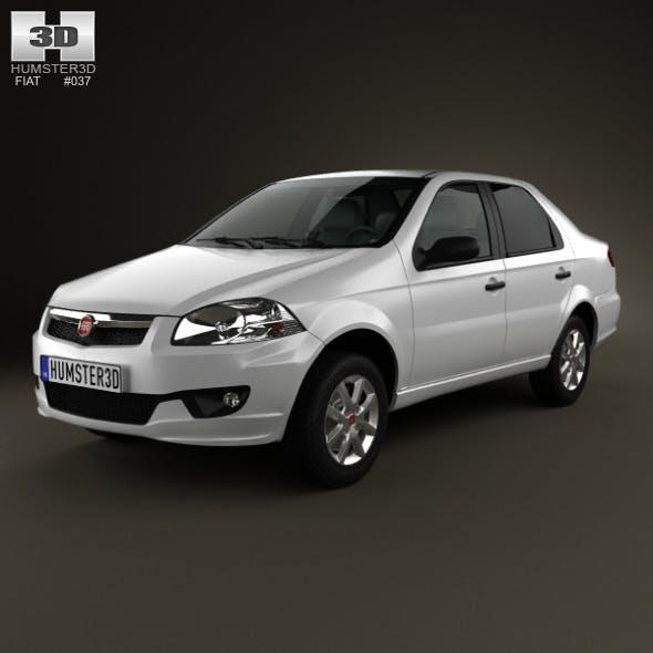 Fiat Siena 2013