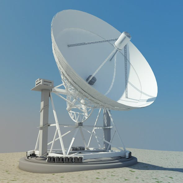 Antenna - 3DOcean Item for Sale