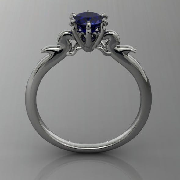 Diamond Ring NRC6 - 3DOcean Item for Sale