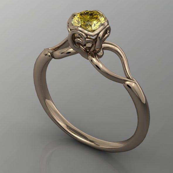 Diamond Ring NRC9 - 3DOcean Item for Sale